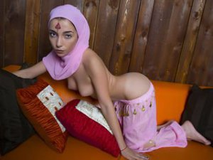 Webcam sex arabe beurette de 1ArabicVirgo