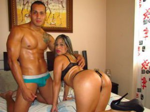 Sesso in webcam coppie con AndresYAshley