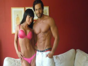Webcam sex couple de Blondheidy