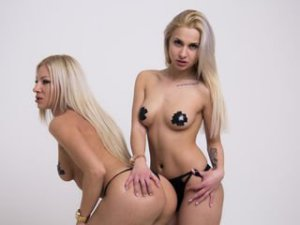 Webcam sex de BlondyStars