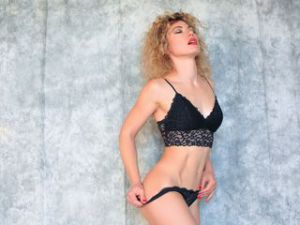Blonde Webcam Sex von Divora