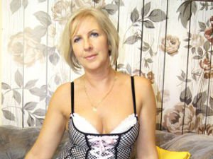 Webcam sex mature et mûre de EricaSweetLady