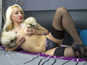 Webcam sex de FoxyDeville