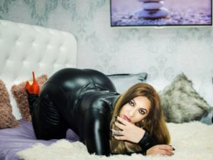 Webcam sex lesbienne de HornySugarCane