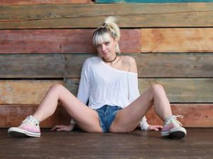 Gratis video webcamsex clip met HuanShuLann