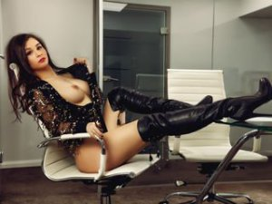 Webcam sex de JessyStarr