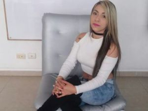Webcam sex de JuliethBlond