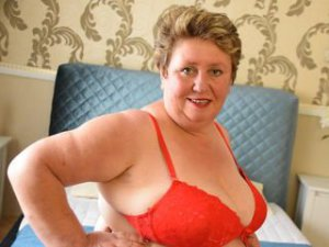 Webcam sex mature et mûre de LustyVikkyBBW