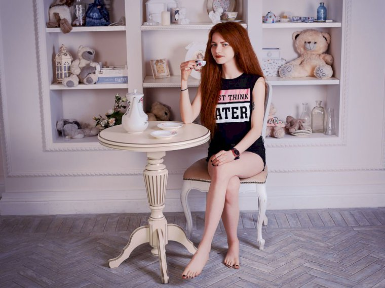 Profil de RedheadPrincessX - Photo n°1