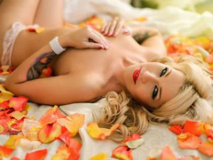 Blonde Webcam Sex von SeexyNancy