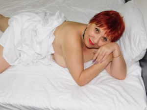Webcam sex mature et mûre de Sexylynette