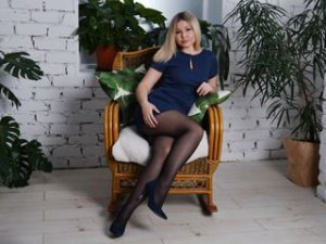 Blonde Webcam Sex von SoniaBreeze